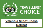 Valencia Bed and Breakfast Valencia Mindfulness Retreat TripAdvisor Travelers' Choice Award 2014 and BedandBreakfast.com 2013 Top Ten International B&B