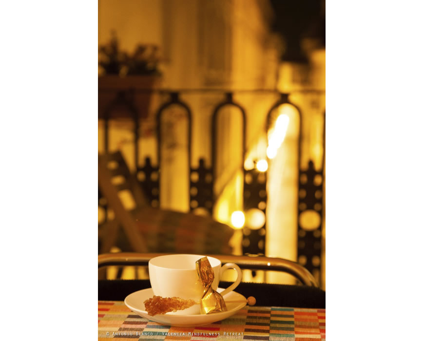 Tea time:  relax to the max and feel at home in Spanish Valencia.