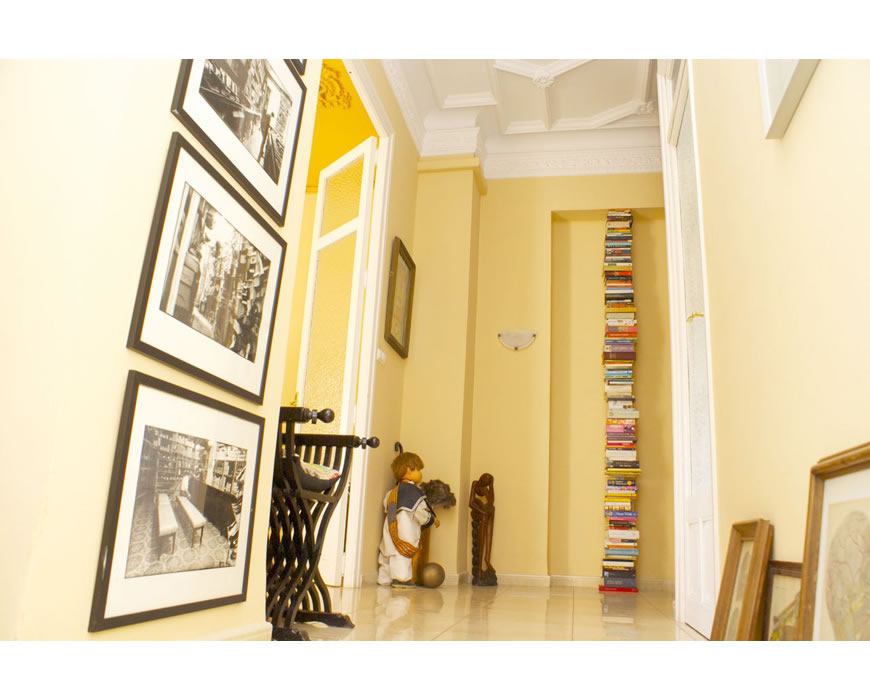 A private apartment or vacation rental in Valencia city center is charming.
