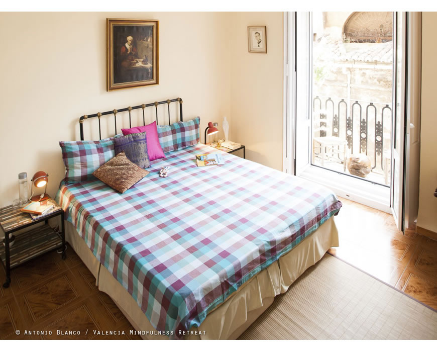 Better beds in this bed and breakfast than in many fine hotels or cheap hostels.