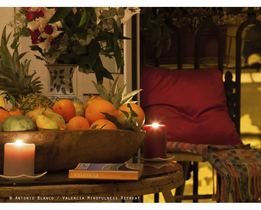 Romantic Bed And Breakfast with great view of Barrio del Carmen.