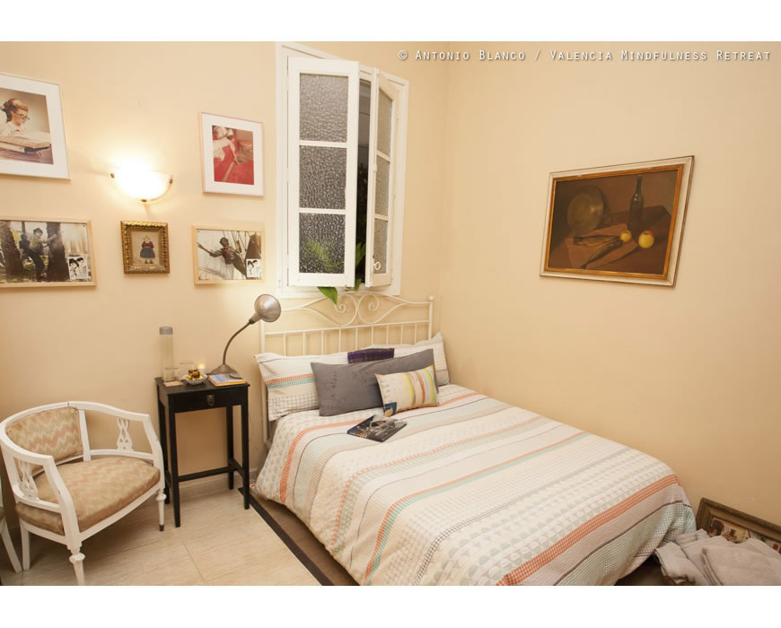COMFORT, STYLE AND COMPLETE RELAXATION in the heart of Valencia city center, Spa