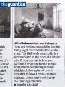 VMR in The Guardian newspaper