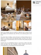Valencia International recommends Valencia Mindfulness Retreat Bed and Breakfast
