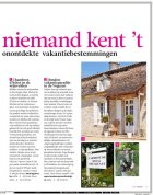 VMR in Margriet Magazine